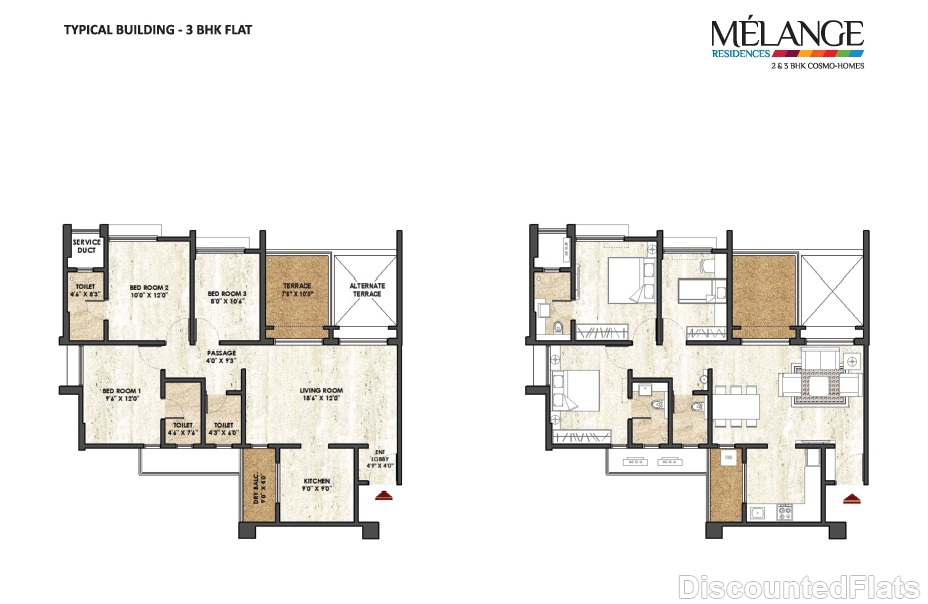 Melange Residences Phase 2